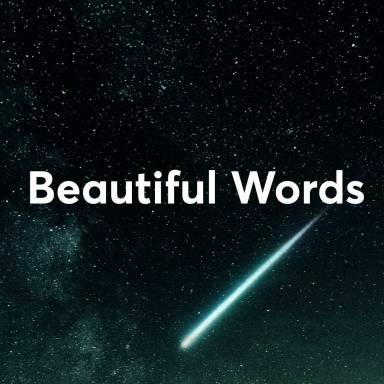 200+ Beautiful Words to Celebrate English [2020]