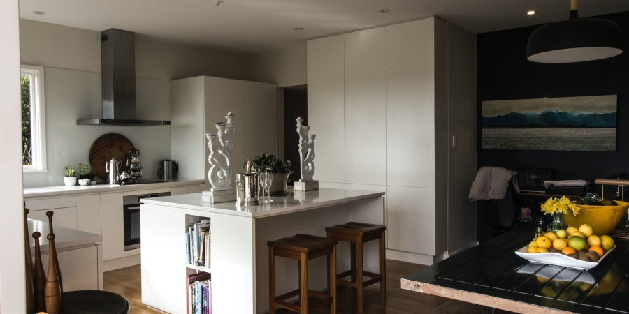How To Achieve The Small Open Kitchen Design