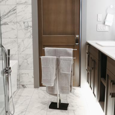 The Delta Accessories You Need For Your Bathroom