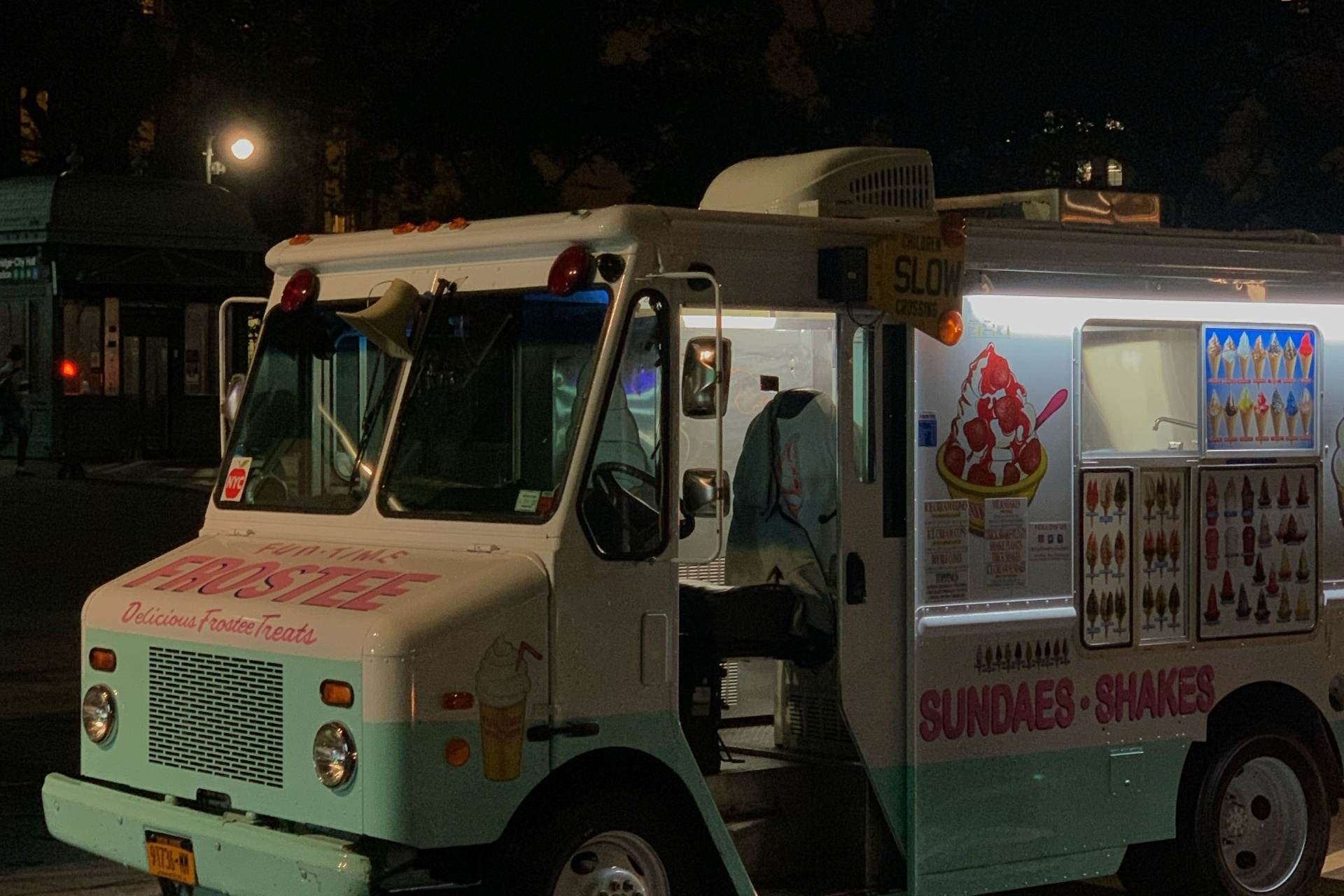 Don't Listen To The Song Playing From The Ice Cream Truck