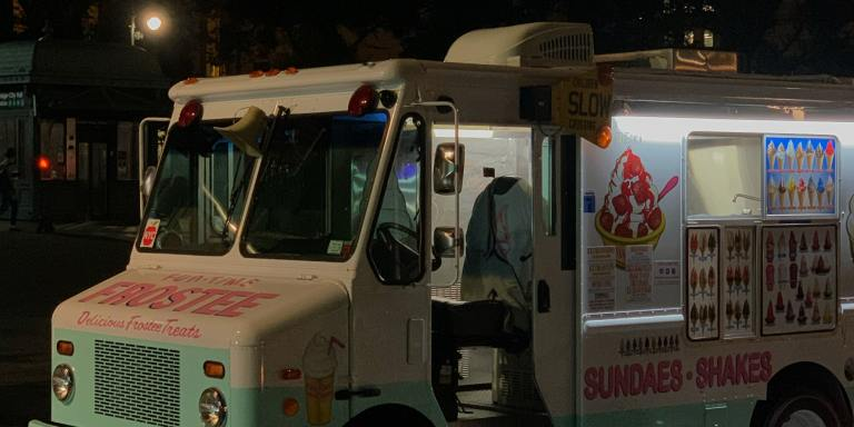 Please, Don't Listen To The Song Playing From The Ice CreamTruck