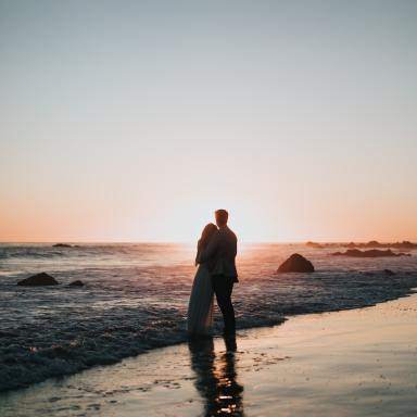 The Wedding Rules I Broke, And Why I'd Break Them All Again