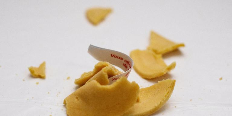 Make Sure To Pay Attention To The Roaring Dragon's FortuneCookies