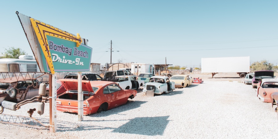 An Ode To Drive-In Theaters In The Midst Of The Pandemic