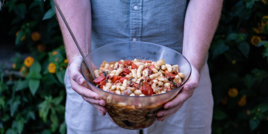 A Summer Pasta Recipe (For Just You, As She Is Never Coming Back, You Loser)