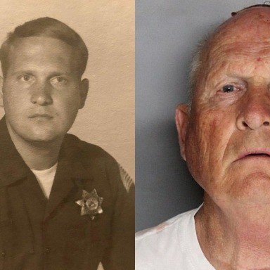 The Golden State Killer Was On-Duty As A Cop When He Stalked Some Of His Victims