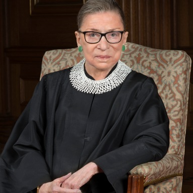 Ruth Bader Ginsburg Changed The Supreme Court, America, And Me