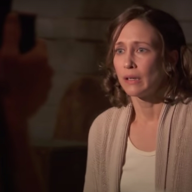 Here's The First Look At 'The Conjuring 3'