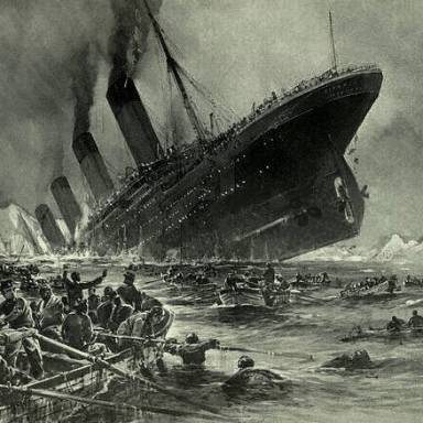 10 Titanic Conspiracy Theories To Distract You From The Real World Today