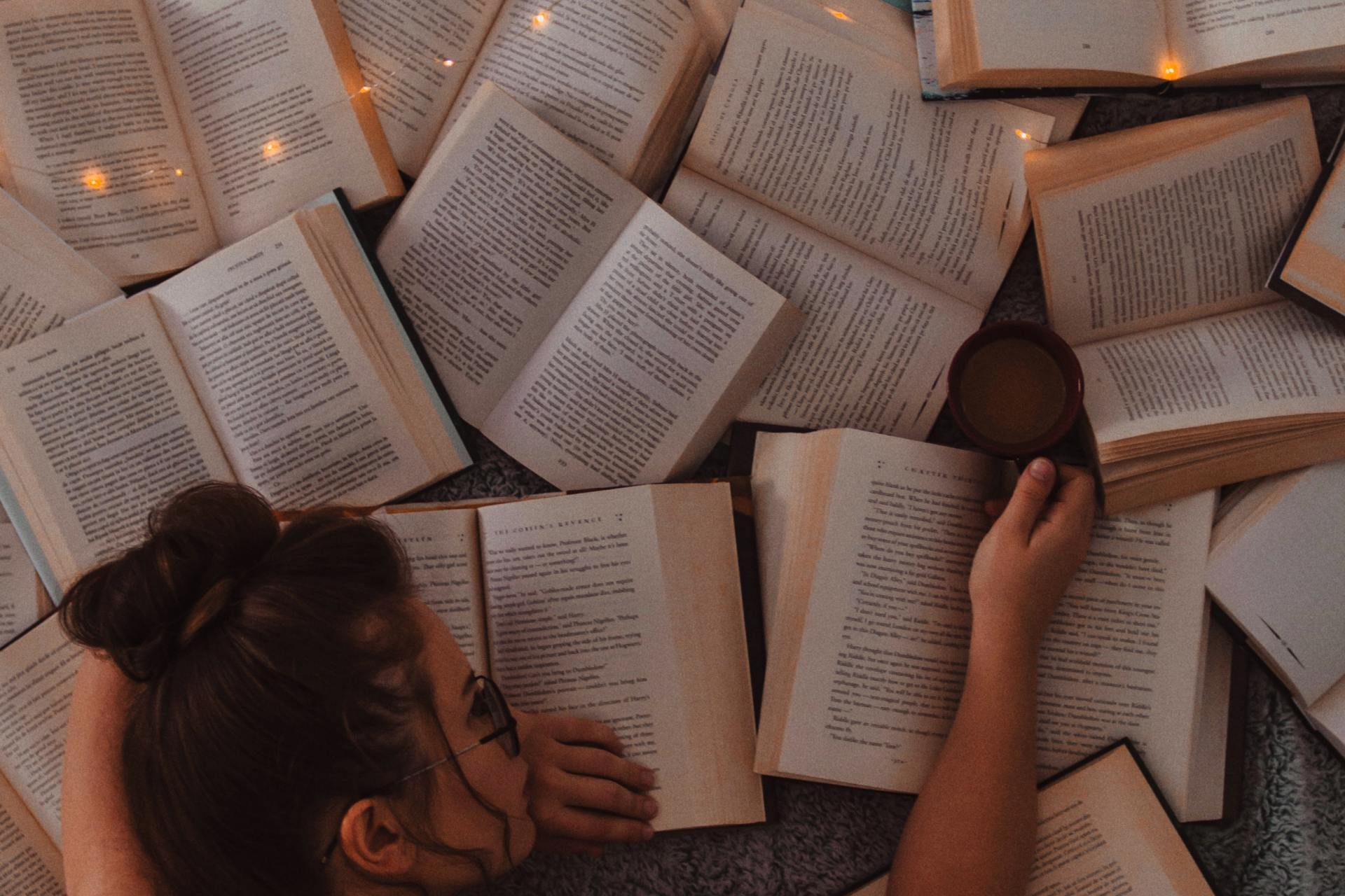 10 Books For Humans Who Feel Deeply