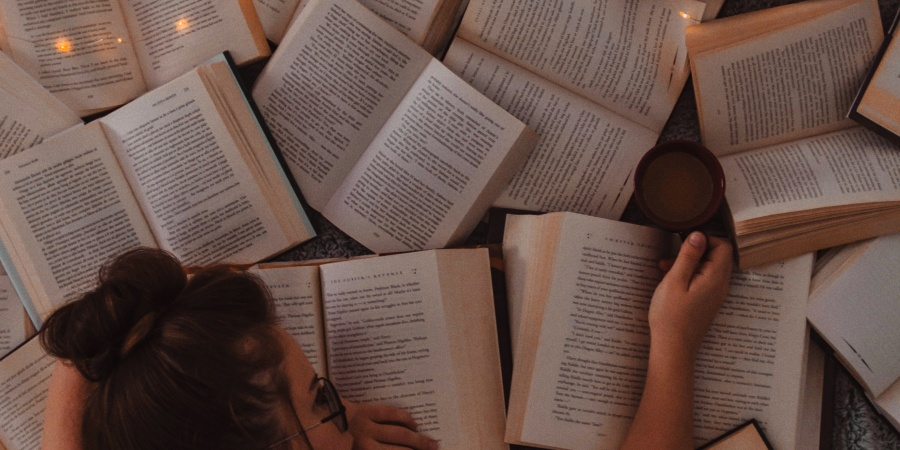 9 Books For Humans Who FeelDeeply