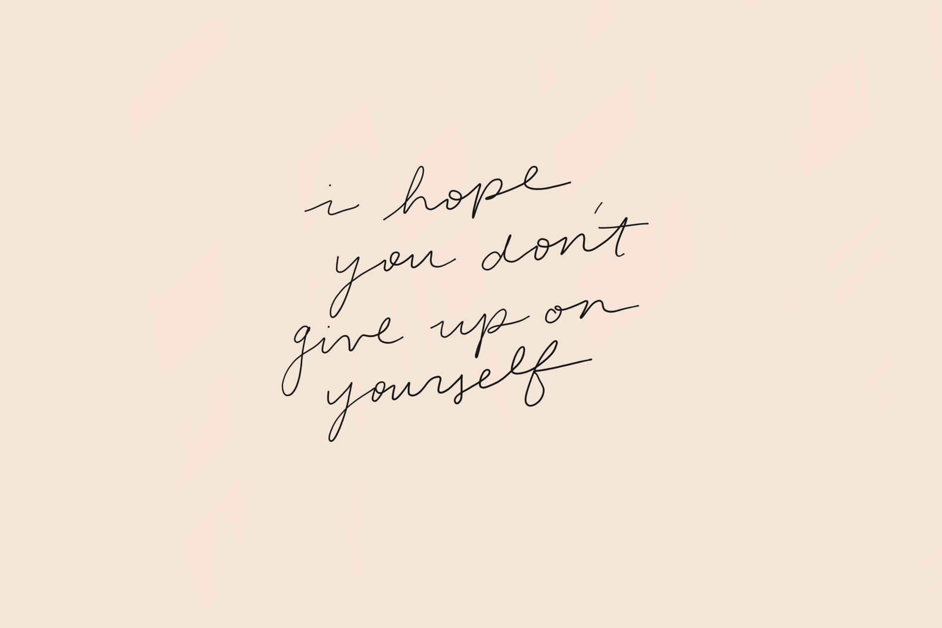 Handwritten Quote by Jacqueline Whitney