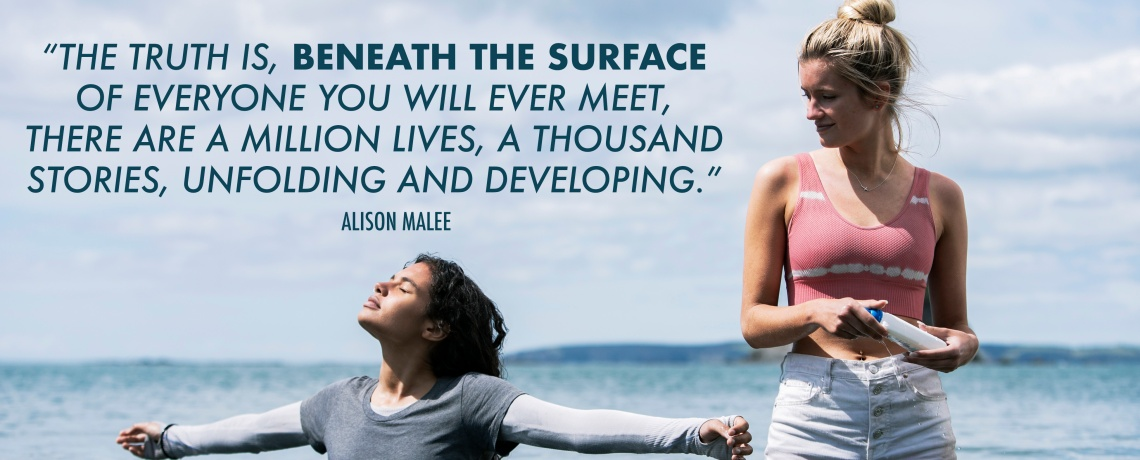 Quote from Alison Malee