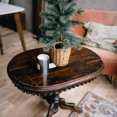 7 Ways You Can Have a Heartwarming Holiday Alone