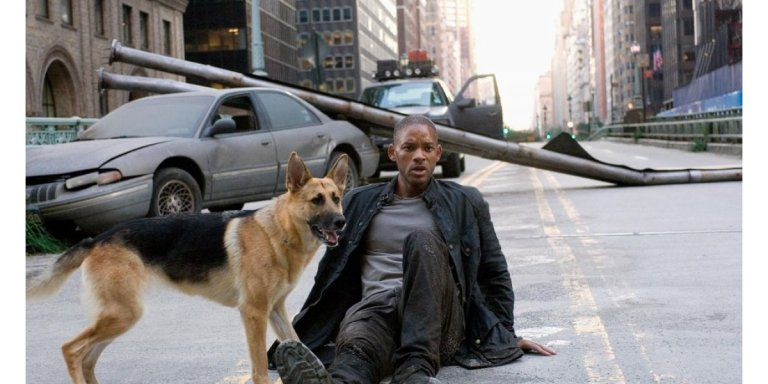 This Alternate Ending To 'I Am Legend' Changes The WholeMovie