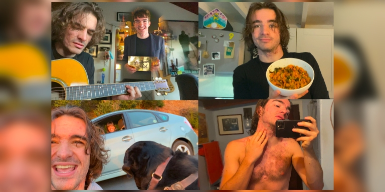 Songwriter Jackson Gillies Shares An Average Day Living With Hidradenitis Suppurativa