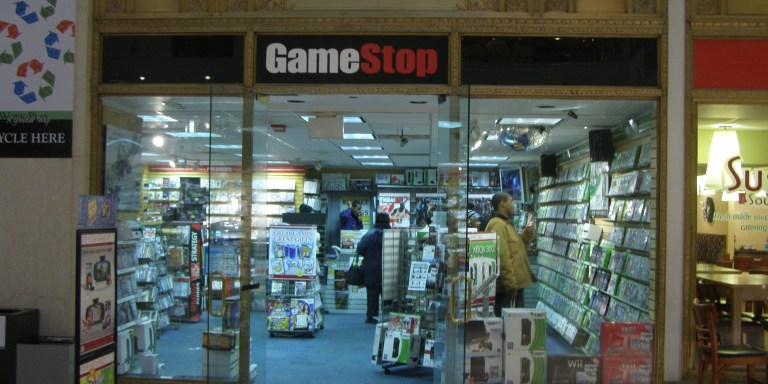 Wall Street, GameStop And The Internet—Collective Power InAction