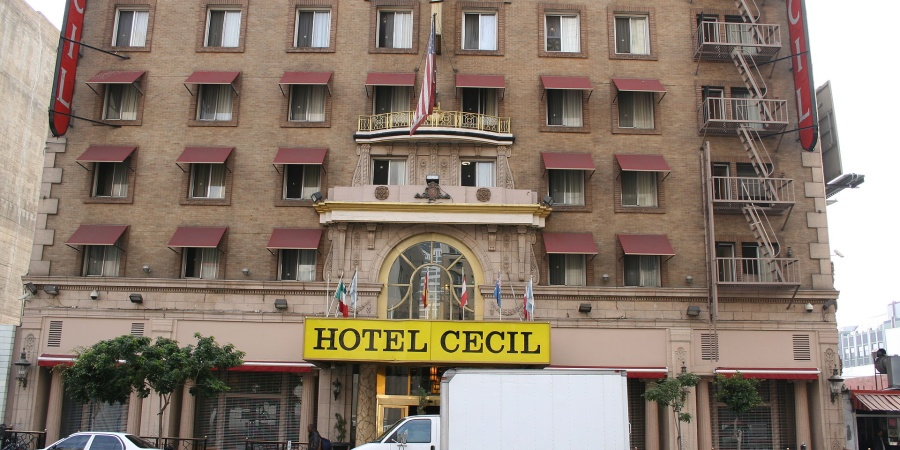 How The History Of The Cecil Hotel Could Have Affected The Case Of ElisaLam