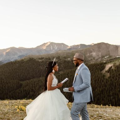 Here's Why Elopements Aren't Just A COVID-19 Trend