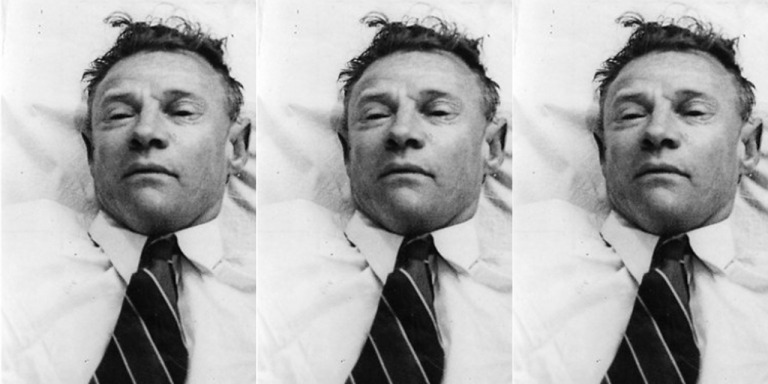 The Mysterious 'Somerton Man' From The Tamám Shud Case Is BeingExhumed