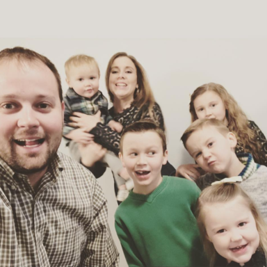 Josh Duggar's Arrest For Child P-rn Shouldn't Surprise Anyone