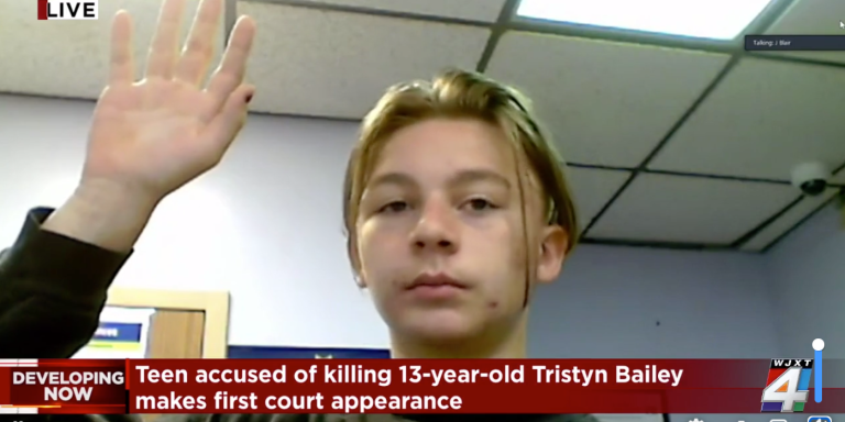 A 14-Year-Old Florida Boy Murdered A Girl In His Class And Then Bragged About It OnSnapchat