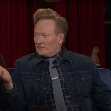 10 Things Conan O'Brien Has Taught Me About Life
