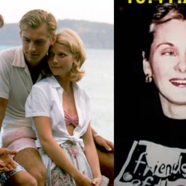 The Creepy Woman Who Was The Real Life 'Talented Mr. Ripley'