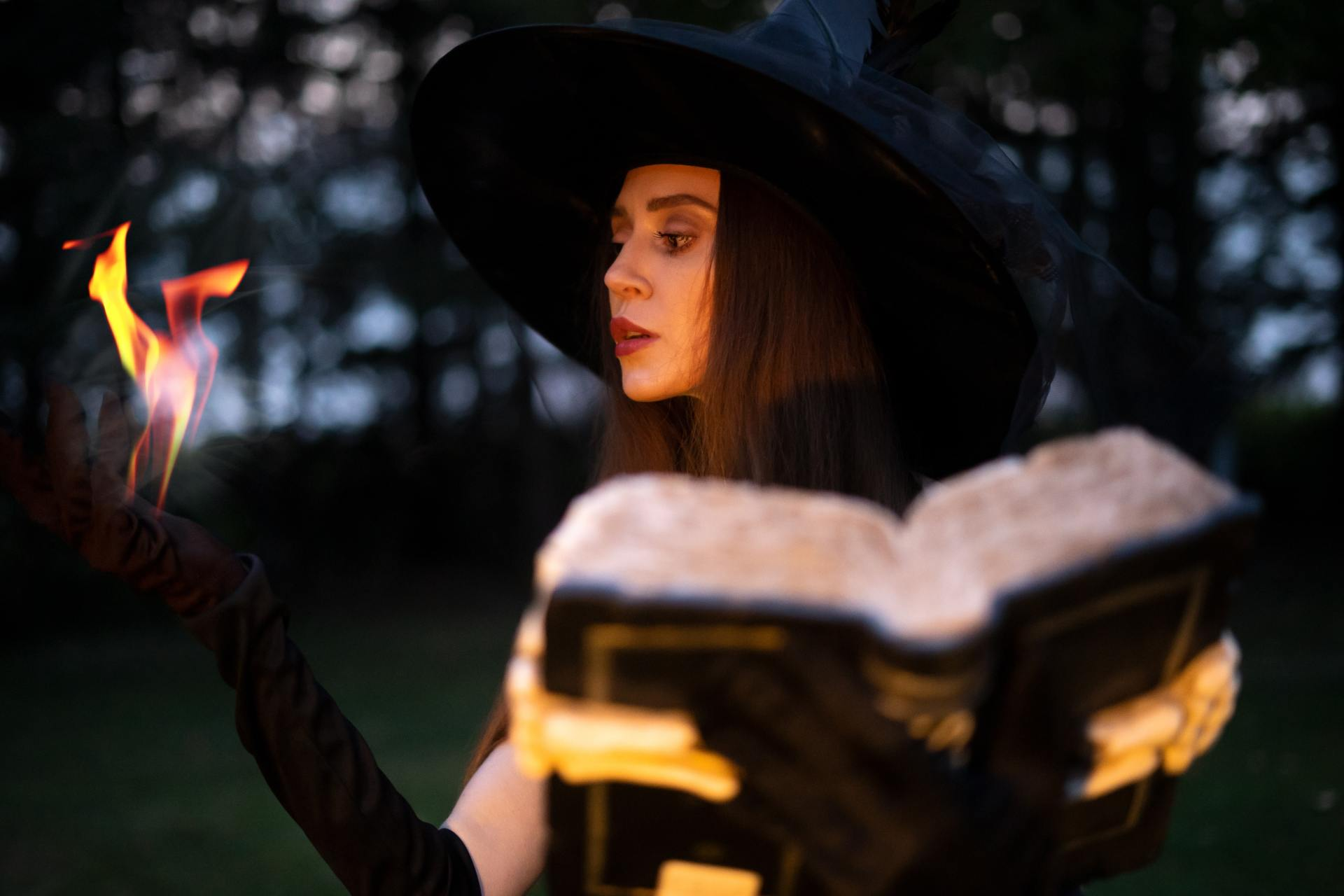 Witch Names For Girls