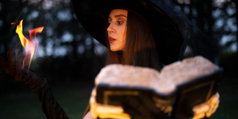 200+ Beautiful, Magical Witch Names ForGirls