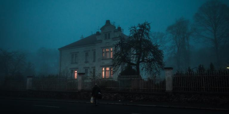Is My House Haunted by Ghosts? FindOut