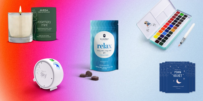 6 Products That Will Help Even Chronic OverthinkersRelax