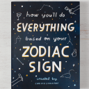 For the person who is always googling astrological compatibility when they meet someonenew.