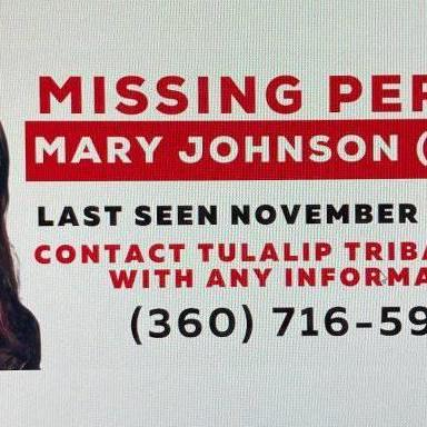 There Is Now A $10,000 Reward For Information About A Missing Native American Woman In Washington
