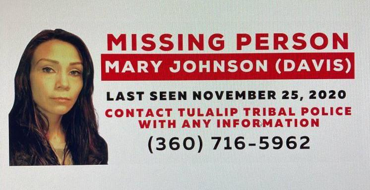There Is Now A $10,000 Reward For Information About A Missing Native American Woman InWashington